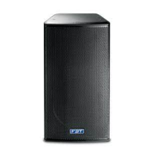 Two-way Active Speaker System, 1 x 15 Inches Woofer with 3 Inches VC and 2.5 Inches Driver with 2.5 Inches VC 1100W + 250W RMS – 136dB SPL   MITUS 152A fbt