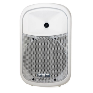 Processed Active Monitor 8 Inches + 1 Inch 200W+ 50W RMS – 124dB SPL White   J8A White fbt