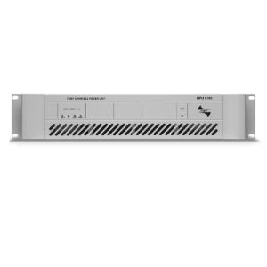 Multi Channel 100V Liner Power Units   MPU 2120 fbt