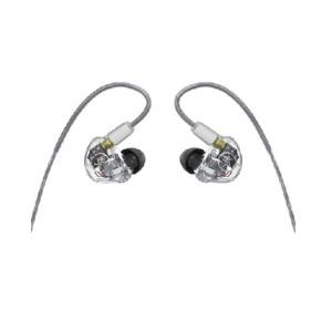 Triple Balanced Armature In-Ear Monitors (Clear) MP 360 Mackie