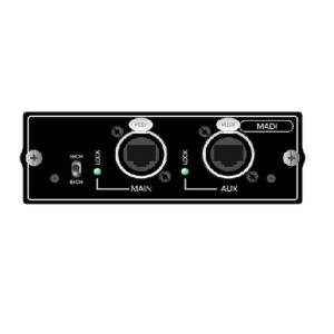 Option Card for Vi Series Mixers Soundcraft CAT5 MADI