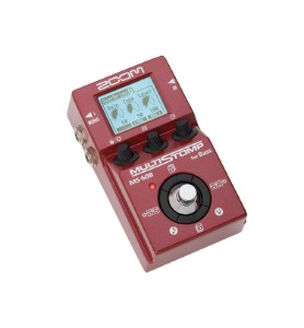 MultiStomp Multi-effects Pedal, Zoom MS 50G