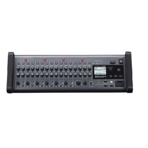 20-Channel Digital Mixer-Recorder for Stage Use, Zoom LiveTrak L 20R