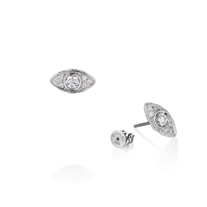 LACE DIAMOND EARRING