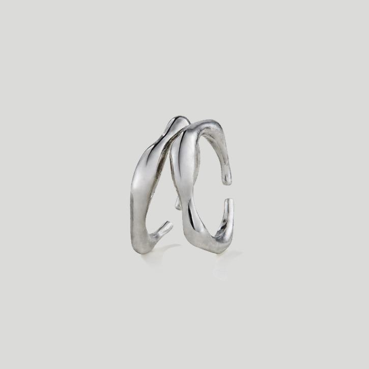 River Ring - set of 2
