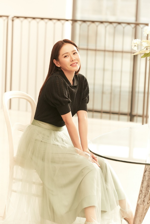 Melody Tulle skirt (Mint)