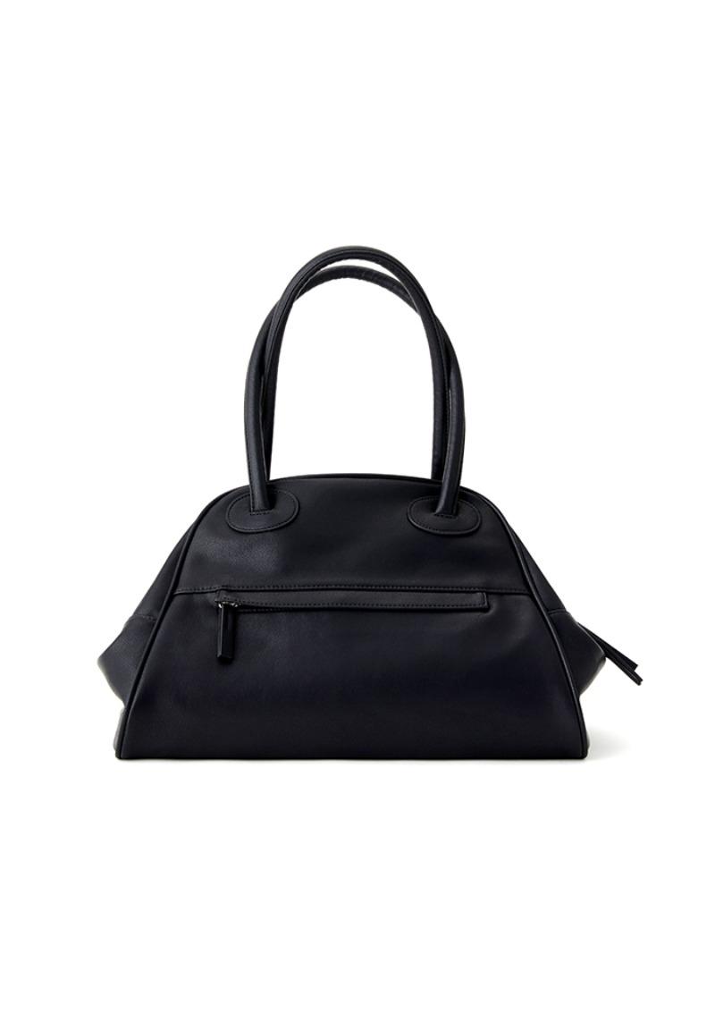 TWO ZIPPER BAG ORIGINAL (BLACK PEPPER)