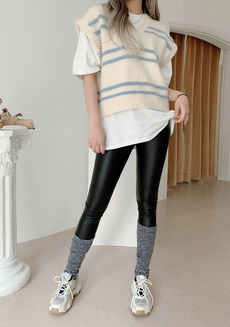Winter Faux Leather Leggings_CHLG20NS01