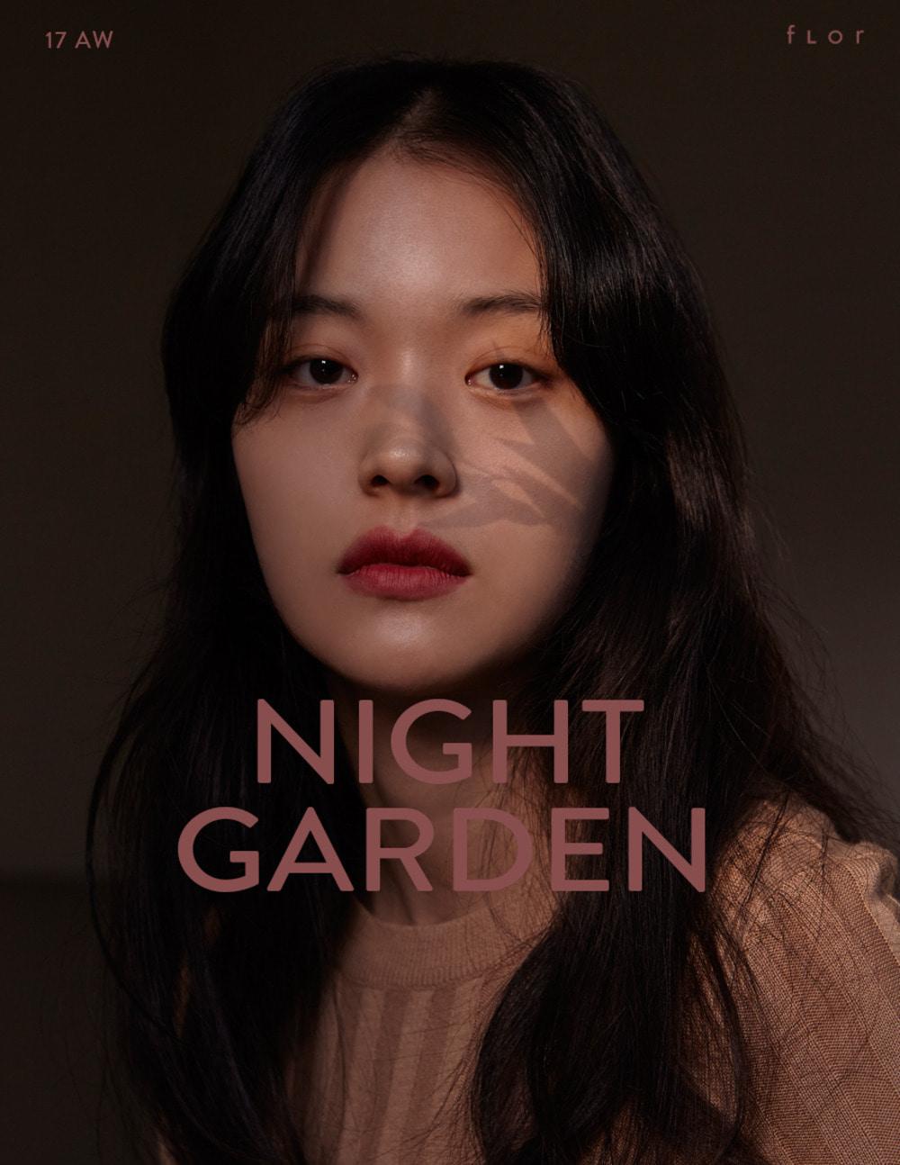 17 AW NIGHT GARDEN