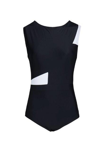 [KBP x 5PENING] Fiona H Suit  - Delphino (Black / White)