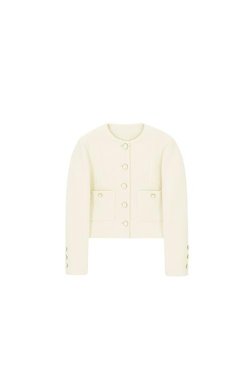 duomo jacket (ivory)