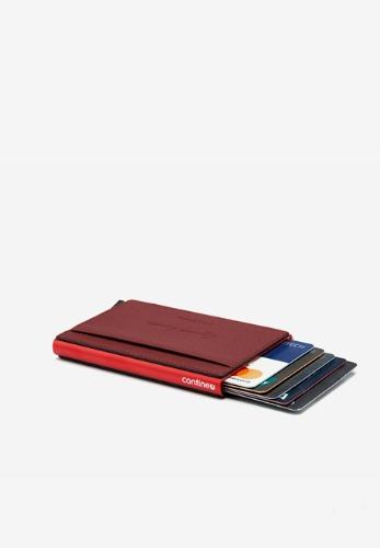 알루미늄 카드지갑 V3 [체리]