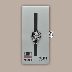 rabbiTT Badge04 Pink Front