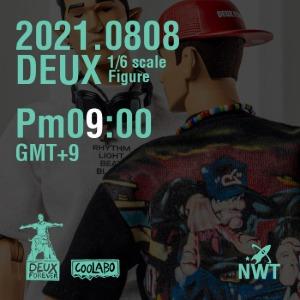 [Preorder] DEUX 1/6 scale Figure