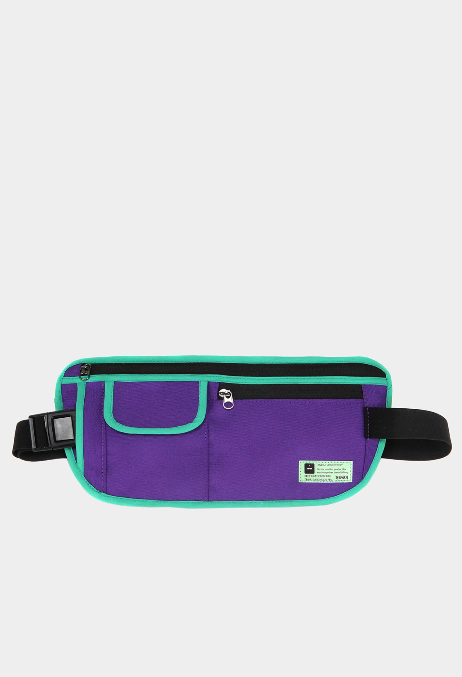 keek Belt bag - Purple 스트릿패션 유니섹스브랜드 커플시밀러룩 남자쇼핑몰 여성의류쇼핑몰 후드티 힙색
