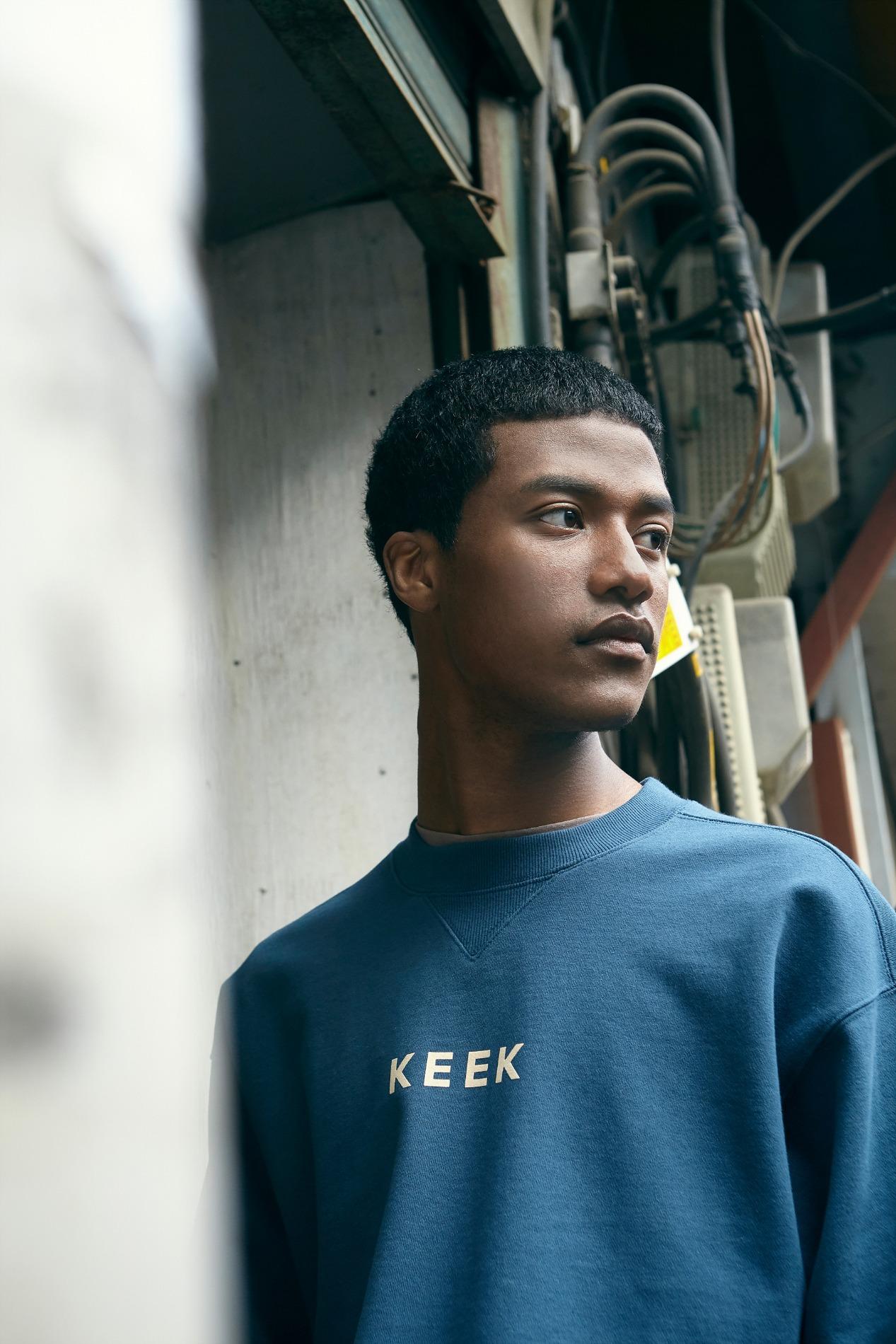 keek keek 2019 SS Lookbook 11 스트릿패션 유니섹스브랜드 커플시밀러룩 남자쇼핑몰 여성의류쇼핑몰 후드티 힙색