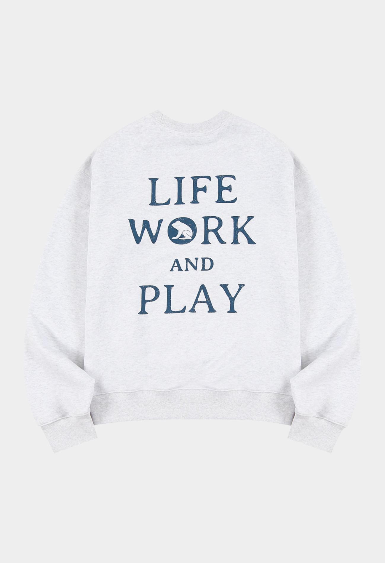 keek Pigment Sweatshirts by KEEK CREW - M.White 스트릿패션 유니섹스브랜드 커플시밀러룩 남자쇼핑몰 여성의류쇼핑몰 후드티 힙색