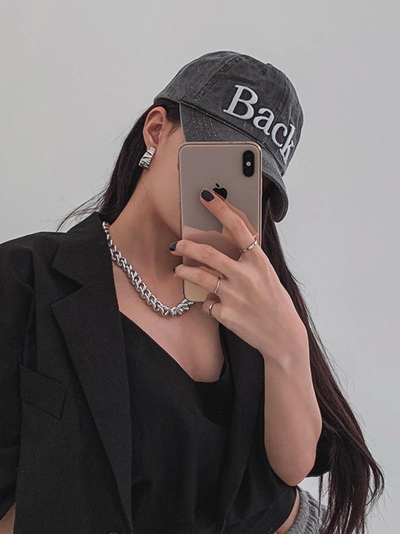 BACK워싱볼캡-cap