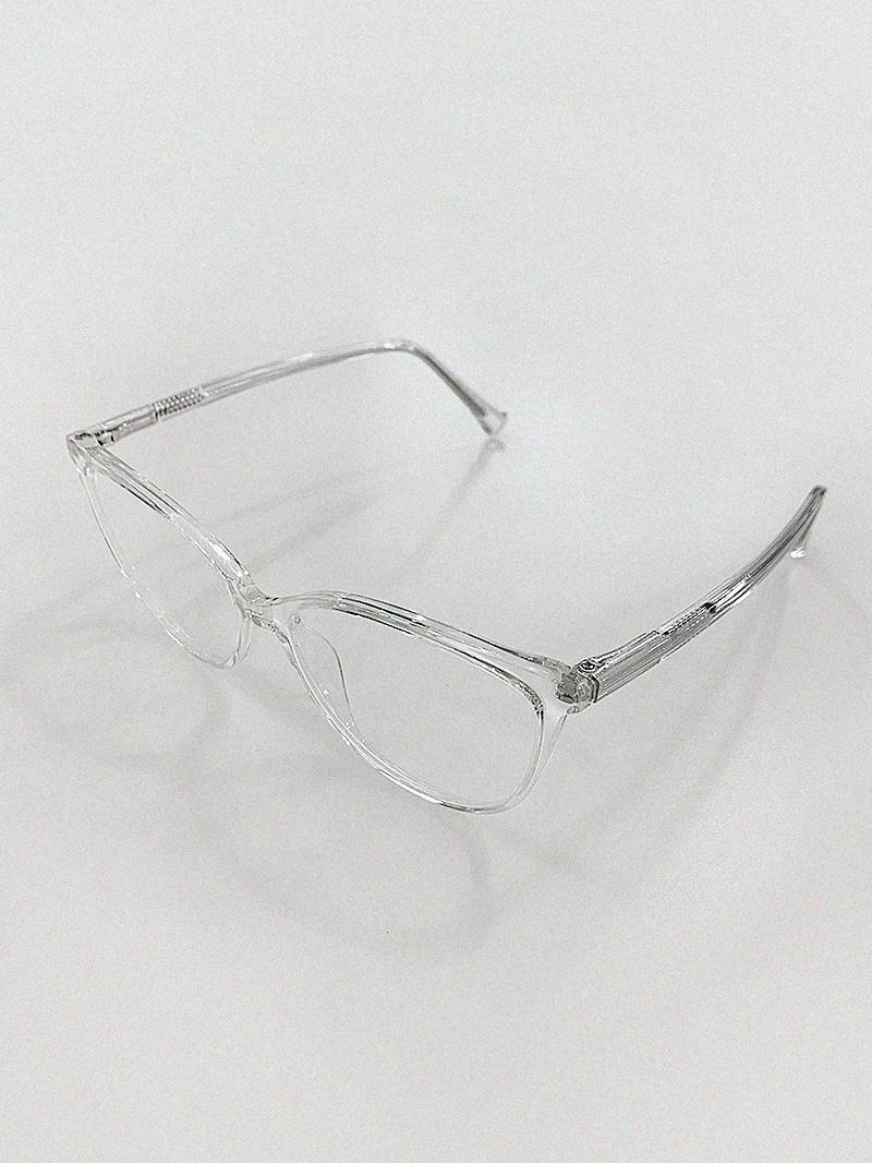 슬림드롭라운드안경-glass