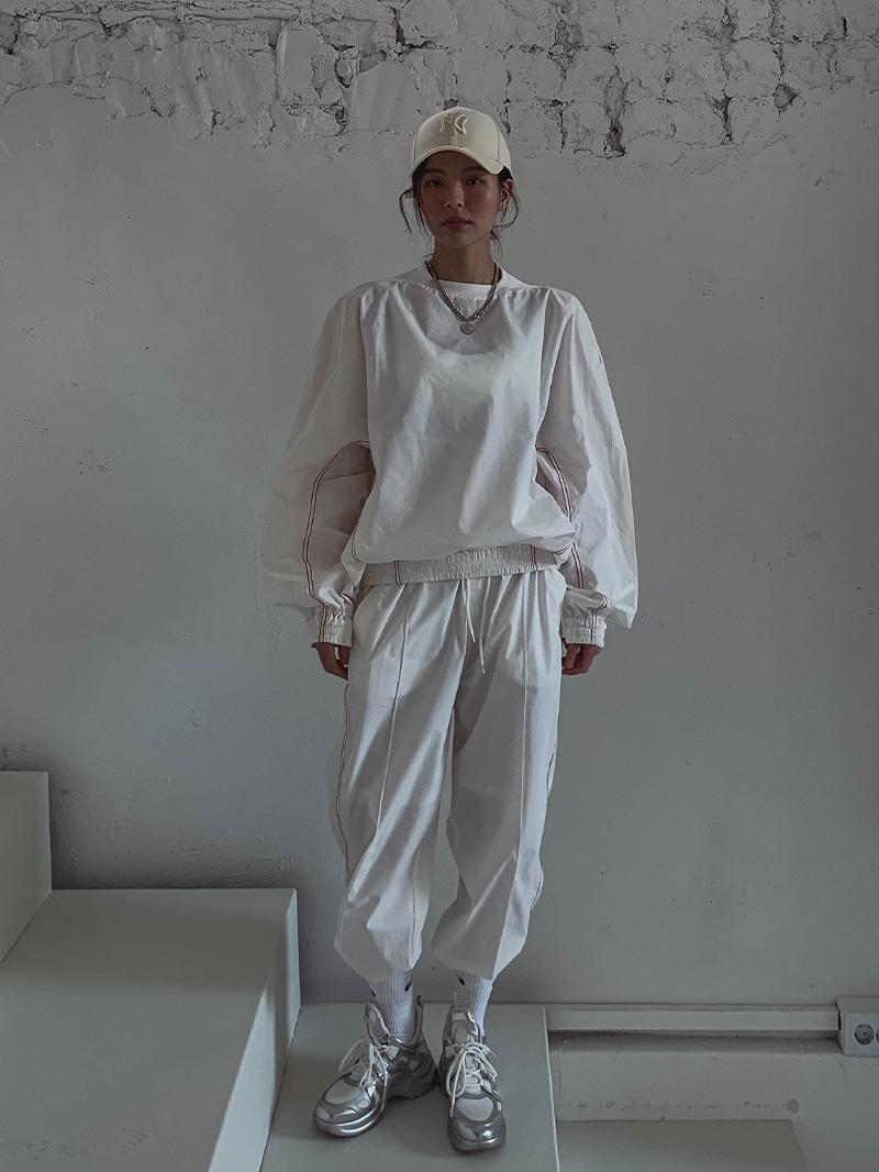 스티치아노락맨투맨-mtm (UNISEX)