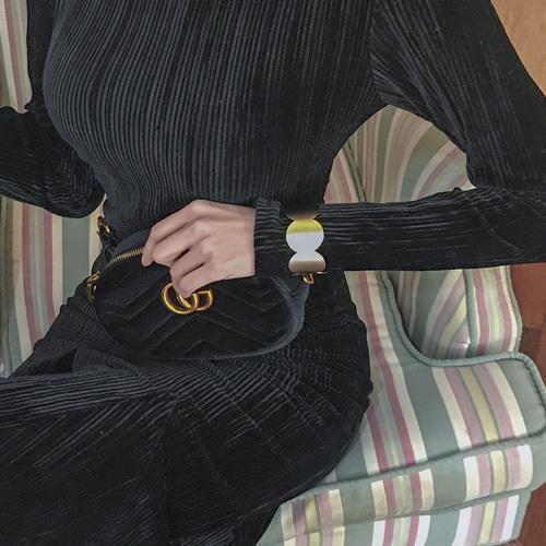 모던원형뱅글_D4JW 팔찌 심플 골드 실버 베이직 유니크 시크한 모던한 독특한 특이한 데일리룩 코디 아이템 포인트 여성스러운 뱅글 볼드 프리 기본