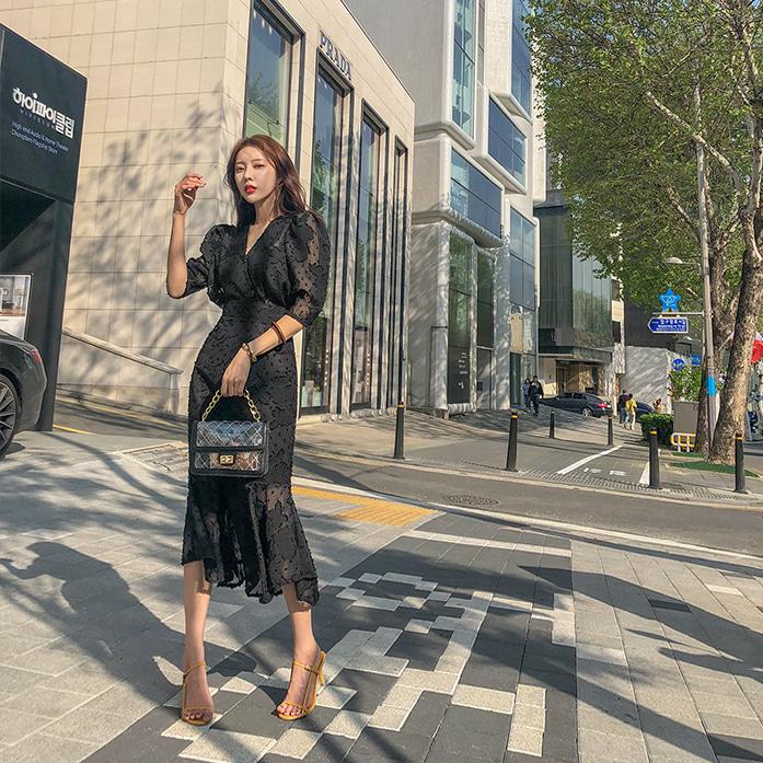 [핫딜]레이숄블라우스_A2BL+레이쉬폰스커트_A2SK_SE 30대여성쇼핑몰 20대여자쇼핑몰 키작은여자쇼핑몰 투피스 세트