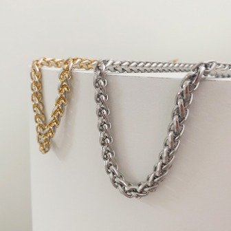 Dabagirl Palma Chain Necklace