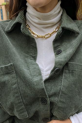 시크체인목걸이_D3JW 30대여성쇼핑몰 20대여자쇼핑몰 키작은여자쇼핑몰 여성의류쇼핑몰 목걸이 체인목걸이 스타일리쉬 세련된 멋스러운 매력적인 유니크 포인트 데일리 캐주얼 고급스러운 골드