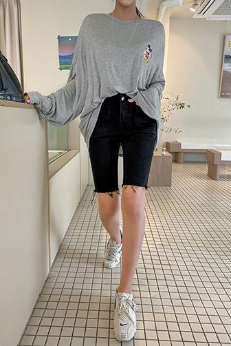 디렌트팬츠(232)_D3DE 여성의류쇼핑몰 데일리룩 데이트룩 당일배송여성쇼핑몰 하이웨스트 무지팬츠 블랙팬츠 가을