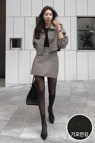 세얼기모자켓_D4OU[B]+세얼기모스커트_D4SK_SE 패키지 셋업 투피스 세트 30대여성쇼핑몰 20대여자쇼핑몰 키작은여자쇼핑몰 여성의류쇼핑몰 오피스룩 진베이지 블랙