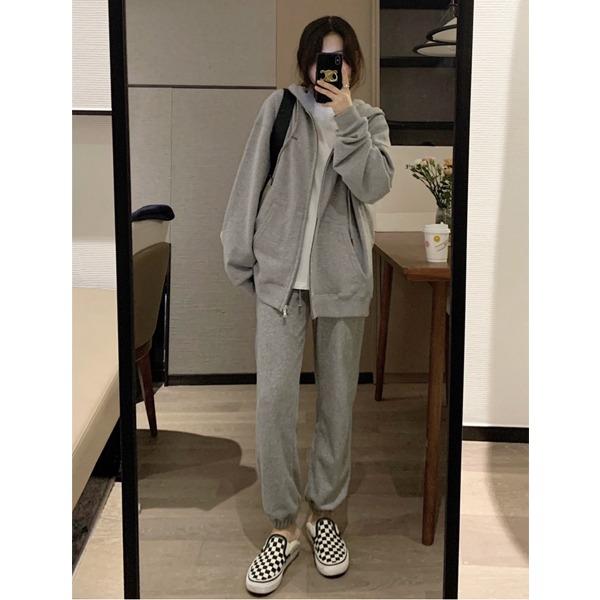 [Vane-PT6097]프링 조거팬츠-주문대폭주♥ 편안하고 멋스럽게 입어요 그냥입어도 힙하고~스타일리쉬!