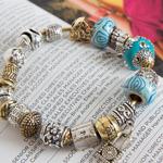 [SW-AC493] Color marble bracelet - - 고급스러움과 캐쥬얼의 믹스 매치.어떤 룩에서도 빛나는 스타일!