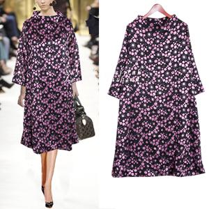 [Vane-OPc254] Luxury dot dress- BOUTIQUE 품격있는 드레스 화사하면서도 우아해요단품당일출고