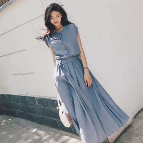 [Vane-OPe276] 에리나 드레스- (단독 TIME SALE 30% ) Best★ 후기만 340개이상~ 도회적이고 스타일리시한 매력!브랜드감성 그대로!