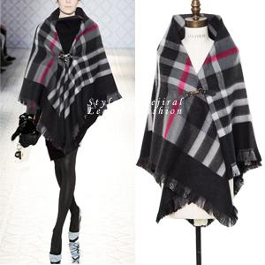 [Ral-SC547] Classic check shawl-하이클래스감성! 주문폭주!!