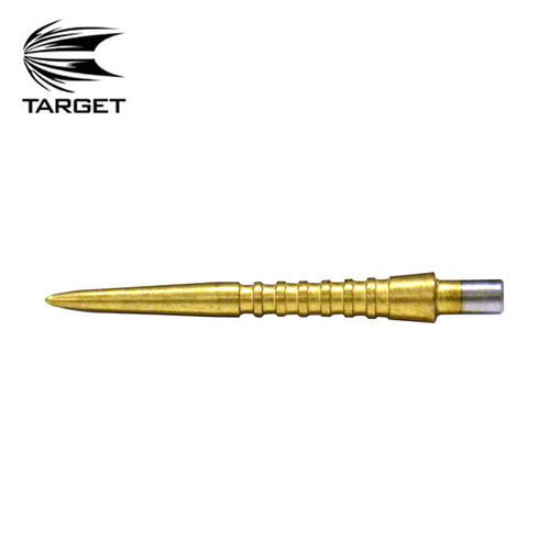 Target - Storm Grooved - Gold - 26mm - bagged