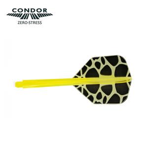 Condor - Giraffe - clear yellow - small