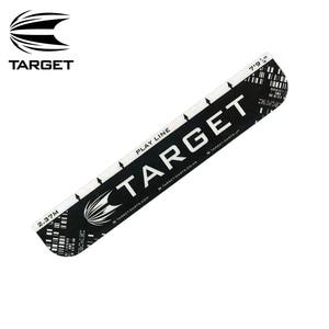 Target 타켓 - 스로라인Throw Line (10cm x 58cm) - black