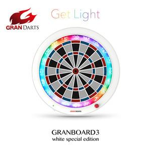 그란보드3 GRAN DARTS GRAN BOARD 3 - 화이트 White 한정판