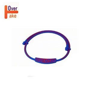 Overtake - Necklace - Bule red