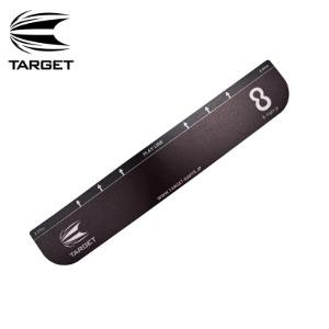 Target 타켓 - 스로라인 Throw Line 2020 (10cm x 58cm) - Burgundy