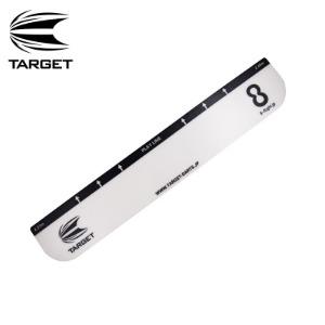 Target 타켓 - 스로라인 Throw Line 2020 (10cm x 58cm) - white