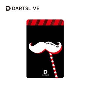 Dartslive online card - 수염