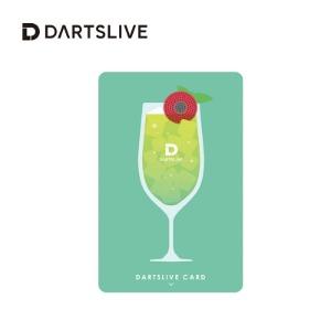 Dartslive online card - 그린 칵테일