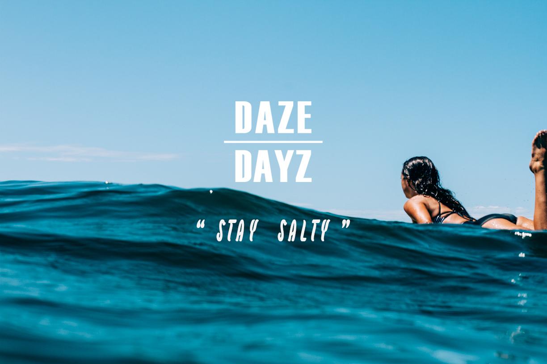 STAY SALTY PART 2swimwear,수영복,비키니,데이즈데이즈,dazedayz,디자이너수영복,스윔웨어