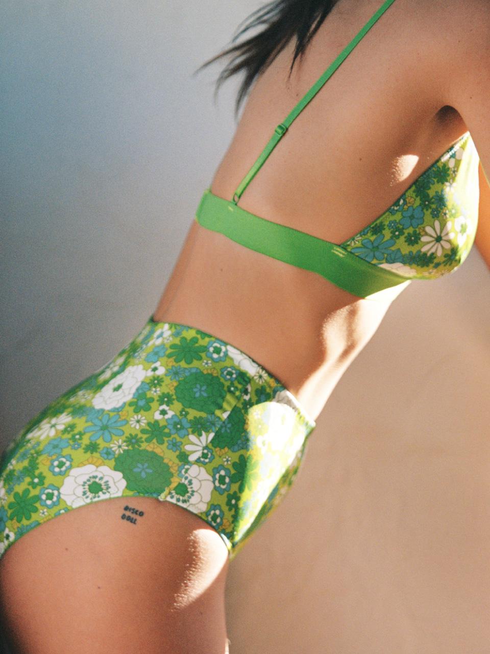 CYPRESS HIGH BRIEFswimwear,수영복,비키니,데이즈데이즈,dazedayz,디자이너수영복,디자이너스위웨어,디자이너수영복,리조트웨어,