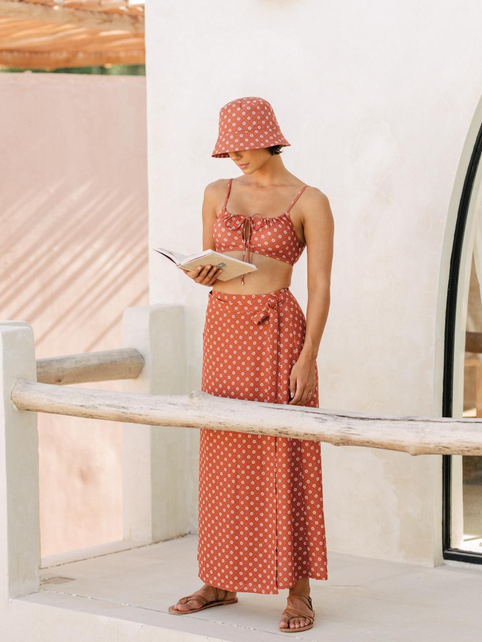 TERRA LONG SKIRTswimwear,수영복,비키니,데이즈데이즈,dazedayz,디자이너수영복,디자이너스위웨어,디자이너수영복,리조트웨어,