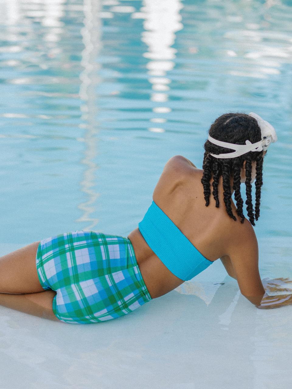 JOLLY HIGH SHORTSswimwear,수영복,비키니,데이즈데이즈,dazedayz,디자이너수영복,디자이너스위웨어,디자이너수영복,리조트웨어,