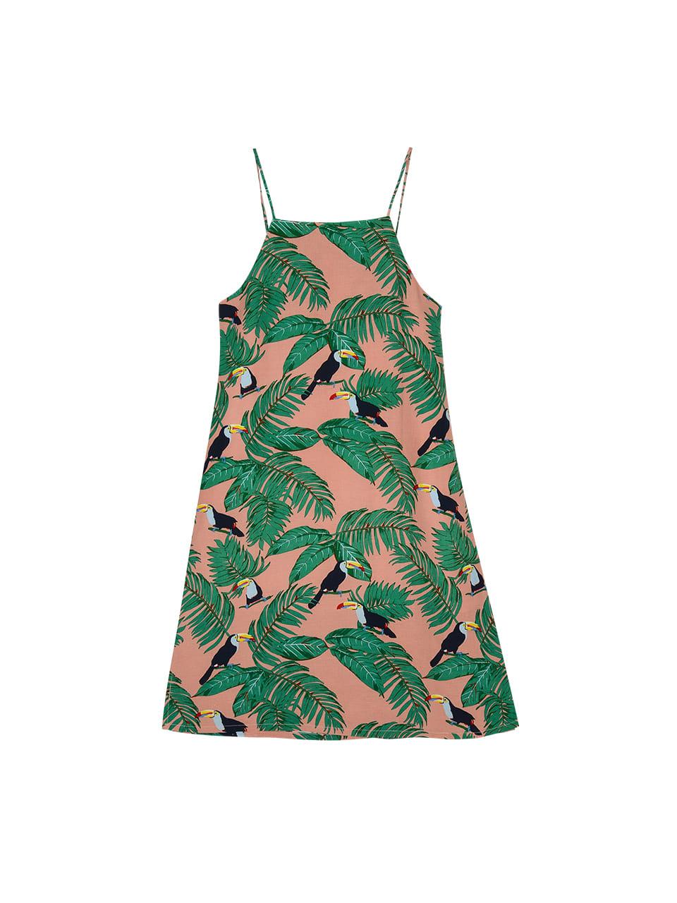 PARROT STRING KIDS DRESSswimwear,수영복,비키니,데이즈데이즈,dazedayz,디자이너수영복,스윔웨어