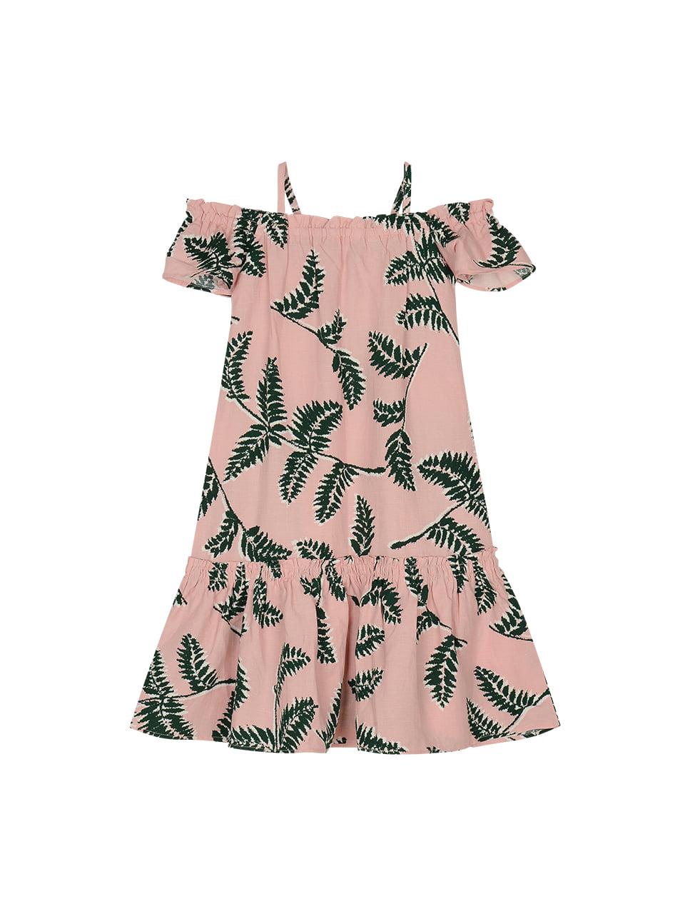 CASSIA OFF-SHOULDER KIDS DRESSswimwear,수영복,비키니,데이즈데이즈,dazedayz,디자이너수영복,스윔웨어